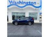 2019 Obsidian Blue Pearl Honda CR-V EX AWD #132202734