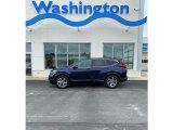 2019 Obsidian Blue Pearl Honda CR-V EX-L #132202730