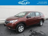 2015 Copper Sunset Pearl Honda CR-V LX AWD #132202651