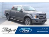 2019 Magnetic Ford F150 XLT SuperCrew #132202796
