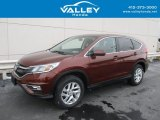 2015 Copper Sunset Pearl Honda CR-V EX #132202649