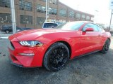 2019 Ford Mustang Race Red
