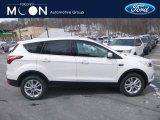 2019 White Platinum Ford Escape SE 4WD #132222396