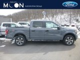 2019 Abyss Gray Ford F150 STX SuperCrew 4x4 #132222389