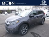 2019 Modern Steel Metallic Honda CR-V EX-L AWD #132222376