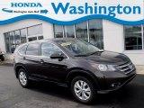 2013 Kona Coffee Metallic Honda CR-V EX AWD #132222271