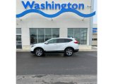 2019 Platinum White Pearl Honda CR-V EX-L AWD #132222268