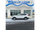 2019 Platinum White Pearl Honda CR-V EX #132222263