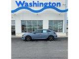 2019 Sonic Gray Pearl Honda Civic Sport Hatchback #132245603