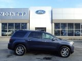2013 Atlantis Blue Metallic GMC Acadia SLT #132245645
