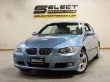 2008 Atlantic Blue Metallic BMW 3 Series 328i Convertible #132245594