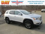 2018 Quicksilver Metallic GMC Acadia SLT AWD #132245593