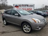 2013 Frosted Steel Nissan Rogue SV AWD #132267381