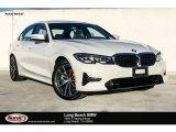 2019 Alpine White BMW 3 Series 330i Sedan #132267394