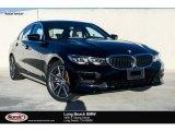 2019 Jet Black BMW 3 Series 330i Sedan #132283934