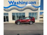 2019 Basque Red Pearl II Honda CR-V LX AWD #132294008