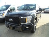 2019 Agate Black Ford F150 STX SuperCrew 4x4 #132294104