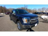 2019 Blue Jeans Ford F150 XLT SuperCab 4x4 #132292882