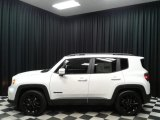 2019 Alpine White Jeep Renegade Altitude #132293920