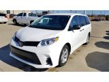 2019 Toyota Sienna L Data, Info and Specs