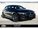 2019 Black Sapphire Metallic BMW 3 Series 330i Sedan #132318555