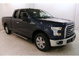 2016 Blue Jeans Ford F150 XLT SuperCab #132318625