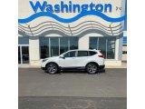 2019 Platinum White Pearl Honda CR-V EX AWD #132318475