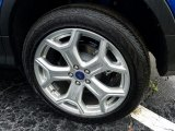 2019 Ford Escape Titanium Wheel