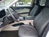Lincoln Nautilus Interiors
