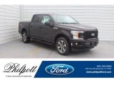 2019 Magma Red Ford F150 STX SuperCrew 4x4 #132342199