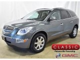 2010 Gray Green Metallic Buick Enclave CXL #132342324