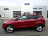 2019 Ruby Red Ford Escape SEL 4WD #132342430