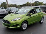 2019 Ford Fiesta SE Hatchback Front 3/4 View