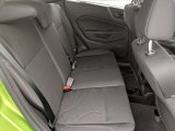2019 Ford Fiesta SE Hatchback Rear Seat