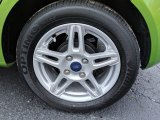 2019 Ford Fiesta SE Hatchback Wheel
