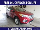 2019 Ruby Red Ford Escape SEL 4WD #132342171