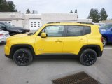 2019 Jeep Renegade Solar Yellow