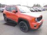 2019 Jeep Renegade Omaha Orange