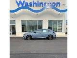 2019 Sonic Gray Pearl Honda Civic Sport Hatchback #132365517