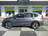 2016 Modern Steel Metallic Honda CR-V Touring #132365704
