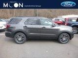 2019 Magnetic Ford Explorer Sport 4WD #132365650
