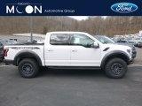 2019 Oxford White Ford F150 SVT Raptor SuperCrew 4x4 #132365648