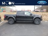 2019 Agate Black Ford F150 SVT Raptor SuperCrew 4x4 #132365646
