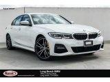 2019 Alpine White BMW 3 Series 330i Sedan #132388595