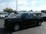 2019 Black Chevrolet Silverado 1500 RST Double Cab #132388732