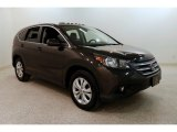 2014 Kona Coffee Metallic Honda CR-V EX AWD #132388724