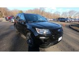 2019 Agate Black Ford Explorer Sport 4WD #132410023