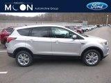 2019 Ingot Silver Ford Escape SE 4WD #132419626
