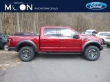 2019 Ruby Red Ford F150 SVT Raptor SuperCrew 4x4 #132419624