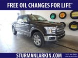 2019 Magma Red Ford F150 King Ranch SuperCrew 4x4 #132419584